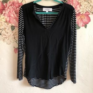 AMOUR VERT for Stitch Fix Long Sleeve size small